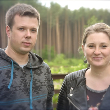 Agata i Przemek Dwulat