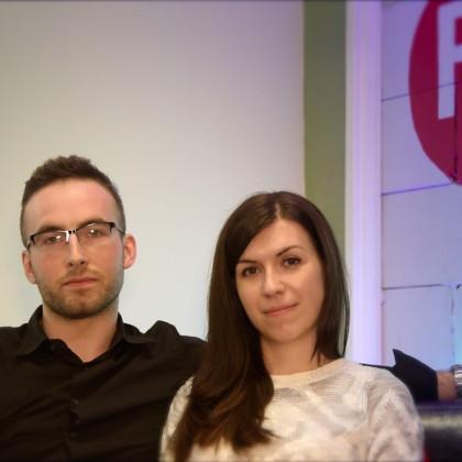 Agnieszka i Mateusz Dajlidzionek