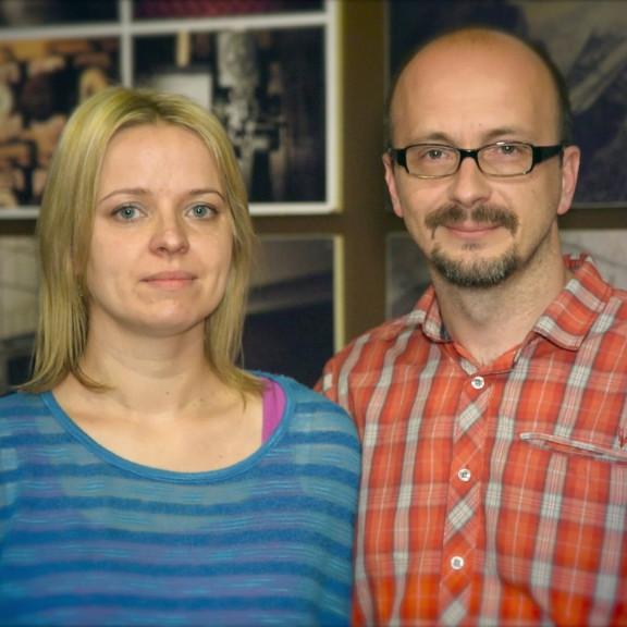 Agnieszka i Rafał Piekarscy