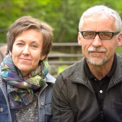 Halina i Eugeniusz Sobolewscy