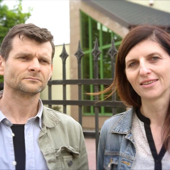 Małgorzata i Grzegorz Puszczykowscy