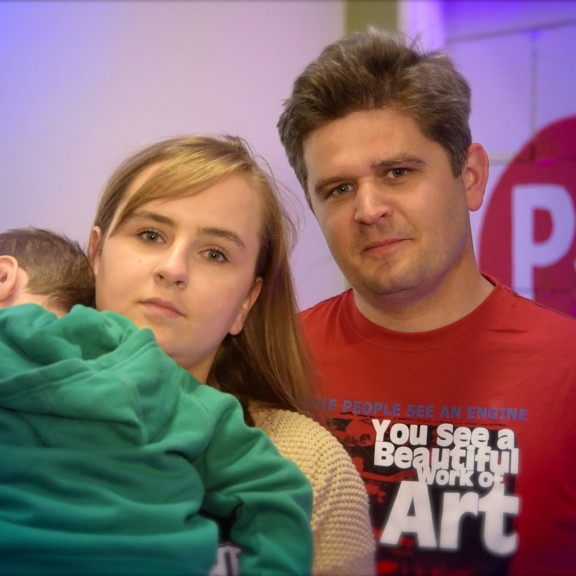 Ewa i Tomasz Polińscy